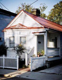 Photo Credit: Peter Frank Edwards. Freedman's Cottage, c. 1870s, Charleston, South Carolina