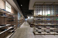 Galeria de Loja Shoe Gallery / Plazma Architecture Studio - 1