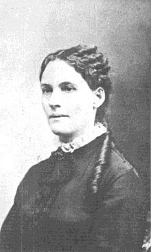 Julia Anna Archibald Holmes (February 15, 1838 – January 19, 1887) was a Canadian-American suffragist, abolitionist, mountaineer and journalist.  She was the first woman to climb Pikes Peak.