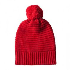 Kat | red lily hat