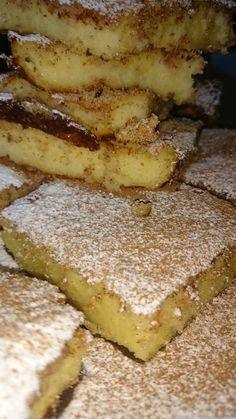 Greek Sweets, Greek Desserts, Greek Recipes, Sweets Recipes, Cooking Recipes, Easy Cooking, Greek Cookies, The Kitchen Food Network, Good Food