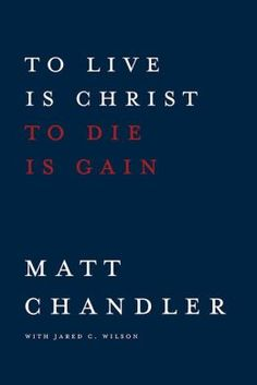 Chandler offers tangible ways to develop a faith of pursuing, chasing, knowing, and loving Jesus. Because if we clean up our lives but don't get Jesus, we've lost! So let the goal be Him. To live is Christ, to die is gain—this is the message of the letter. #Philippians Therefore, our lives should be lived to Him, through Him, for Him, with Him, about Him—everything should be about Jesus.+ you just gotta LOVE CHANDLER!!