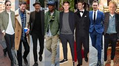 The Best Dressed Men Of March | Last month's most stylish, from Mr James Norton in shearling to Mr Tom Hiddleston's blue suit