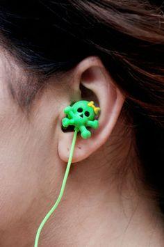 6,00 € Cute Skull -Nappikuulokkeet -Vihreä Skull, Earrings, Cute, Jewelry, Skulls, Ear Rings, Stud Earrings, Jewlery, Jewerly