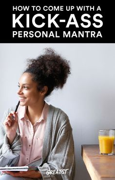 Think mantras are only for yoga teachers and meditators? Think again. http://greatist.com/live/mantras-how-to-create-a-mantra-for-personal-growth