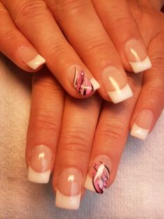 Special French Manicure Design | Nail Design Ideas