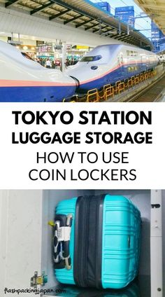 How to use Tokyo Station coin lockers for luggage storage 🚊 Backpacking Japan travel Tokyo To Kyoto, Tokyo Japan Travel, Japan Travel Tips, Asia Travel, Japan Trip, Travel Packing, Tokyo Station, Best Travel Guides, By Train