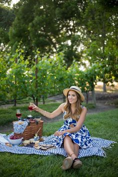 Perfect Picnic with Turkish Towel