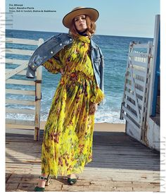 L'Officiel India June 2018 Dagmara Raczynska by Olga Rubio Dalmau - Fashion Editorials Editorial Photography, Fashion Photography, Yellow Fashion, Fashion Blogger Style, Fashion Beauty, Women's Fashion, Fashion Addict, Style Guides, Editorial Fashion