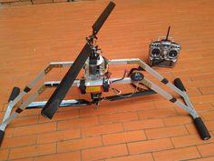 Unicopter  FrSky Taranis. Main rotor : 450 DFC Flybarless  Motor : Turnigy 3800kv ESC : Afro ESC 30A FlightController : Pixhawk (PX4 FlightStack w/ Custom Mix)  Raspberry Pi 2 Swashplate : 120deg  #FPV #Drone #heli #taranis #frsky #arduino #pixhawk #raspberry #raspberryPi #fpvracing #binus #binustv #computer #Engineering #helicopter @the_dronehub @dronepedia.xyz @helicamproject by devararendy