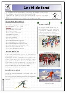 Les jeux olympiques de Sotchi (3) Core French, Discipline, Learn French, Jaba, Olympics, Sport, Plein Air, Education, Learning