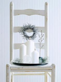 The Shabby Nest: After-Christmas Decorating~