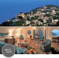 Honeymoon: Amalfi Coast