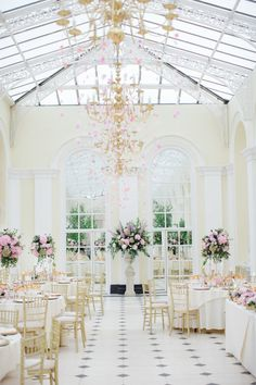 Cotswolds Wedding at the Blenheim Palace - Style Me Pretty