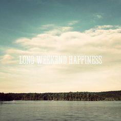 Long Weekend, Happy Friday, Seasons, Words, Beach, Water, Outdoor, Quotes, Gripe Water
