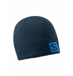 A stylish beanie for the whole year round! The Logo beanie from Salomon stands out with its embroidered colour-contrast logo design and promises you a cosy comfort you'll love whenever the temperatures fall.  We want you to experience the mountain in style! Expand the limits of possibility with Salomon's dedication to inovative, performance-driven design. Ski Fashion, Mens Fashion, Colour Contrast, Beanie Hats, Cosy, Skiing, Logo Design, Mountain, Stylish
