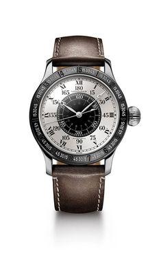 Los relojes más bonitos de 2017 #TopSexyPicks LONGINES: The Lindbergh Hour Angle Watch 90 Aniversario. #WatchesWorld, los relojes de tu vida.