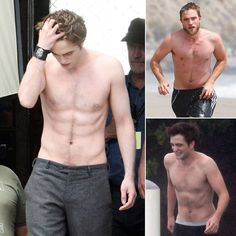 POPSUGAR 100 Winner Robert Pattinson Goes Shirtless! Robert Pattinson is the winner of the 2013 POPSUGAR 100 and we can't think of a better way to celebrate his victory than with a roundup of his best shirtless pictures! He's won twice before and while he placed fifth in our 2012 bracket, this year he trumped the competition and beat out the likes of Jennifer Lawrence, Kate Middleton, and Michelle Obama for the top spot. Click through to see POPSUGAR 100's number one star of the year looking…