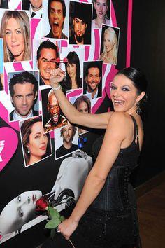 Jenny McCarthy and Carmen Electra host Anti-Valentines Day bash