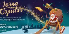 Reduceri jucarii copii eMAG: cadouri de Craciun Black Friday, Disney Characters, Fictional Characters, Disney Princess, Movies, Movie Posters, Films, Film Poster, Cinema