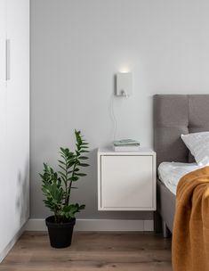 Nova Luce Zen LED spotlámpa Green Bedroom Design, Modern Bedroom Design, Bedroom Green, Master Bedroom Design, Bedroom Themes, Bedroom Decor, Hm Home, Loft Interiors, Modern Loft