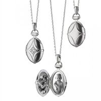 Sterling lockets from MRK Style - so great for a special mom or grandma. But spendy!