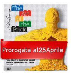 Esposizione Di Roma The Art Of Brick  Data: Fino 25.04.16. Luogo: SET - Spazio Eventi Tirso, Via Tirso 14, 00198 Roma, Italia.  Inserita nella top ten delle mostre da non perdere dalla CNN, l'esposizione 'The Art Of Brick' è stata appena prolungata fino all'inizio della prossima settimana (25 aprile 2016). Questa esibizione internazionale è opera della mente creativa dall'artista americano Nathan Sawaya…