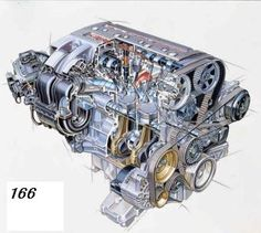 Best quality, best price, come with Demotor Performance for the right racing parts of your car. Alfa Romeo 156, Engine Repair, Car Engine, Alfa Alfa, Technical Drawing, Car Wallpapers, Motor Car, Automobile, Engineering
