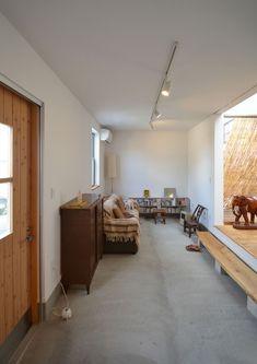 名古屋M邸04(名古屋M邸-高窓のある吹抜け空間を中心としたかもめ食堂-)- アウトドア事例|SUVACO(スバコ)