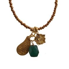 A Beautiful Story sieraden | Studio Art Styles | Ketting | Anju Copper Buddha charm necklace  | handmade in Nepal