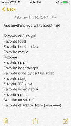 I will answer all of them and if they are all right I will give you all a shoutout