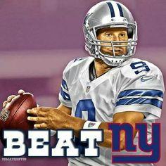 Beat NY!  #cowboysfan4life