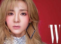Sandara Park for W Korea March 2017 issue 2ne1 Dara, Yg Artist, Back Home, W Korea, Korean Fashion Kpop, Sweet Girls, Korean Singer, Korean Girl, Girl Group