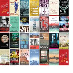 "Wednesday, June 15, 2016: The Brookfield Library has one new bestseller and 36 other new books in the Large Print section.   The new titles this week include ""Eligible: A Modern Retelling of Pride and Prejudice,"" ""The Summer Before the War: A Novel,"" and ""The Obsession."""