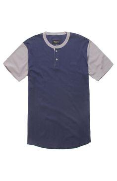 Brixton Lewis Henley Short Sleeve Tee #pacsun
