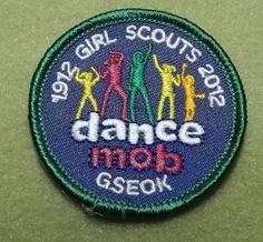 Girl Scouts Eastern Oklahoma 100th Anniversary Dance Mob GSEOK