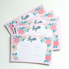 https://www.etsy.com/listing/252950869/projects-cards-set-of-10-craft-room-made