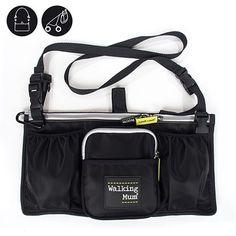 "Walking Mum Urban Baby Maternity Bags ""Bag Organizer"" - Organizér na kočárek"