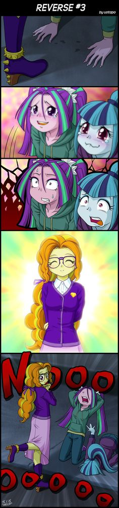See more 'My Little Pony: Equestria Girls' images on Know Your Meme!
