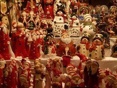 #Strasbourg #christmas market by sheshe67, via Flickr