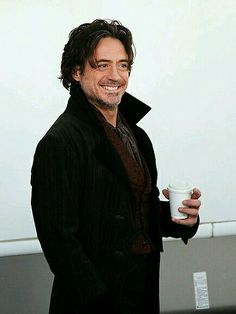 RDJ Robert Downy Jr