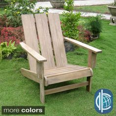 Bauanleitung Adirondack Chair Als Gartenstuhl Mit Bauplan. Selber Bauen Mit  Foto Anleitung Schritt Für Schritt. | Garten | Pinterest | Garten And Woods