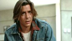 Judd Nelson as bad boy John Bender in The Breakfast Club