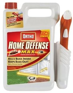 cool Ortho 0195310 1-1/3-Gallon Home Defense Max Perimeter and Indoor Insect Killer Pull 'N Spray - For Sale