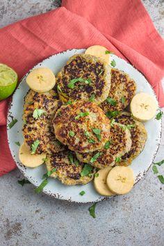4 Ingredient Turkey Plantain Breakfast Sausages