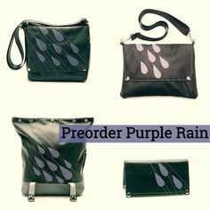 Know someone who needs a Purple Rain item? Preorder them now for free shipping & to guarantee its arrival before the holidays!
