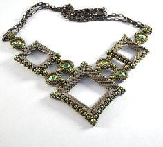Mau Necklace Beading Kit by LiisaTurunenDesigns on Etsy