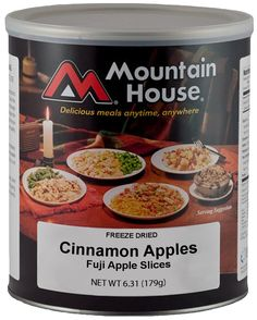 Mountain House Cinnamon Apples * For more information, visit image link.