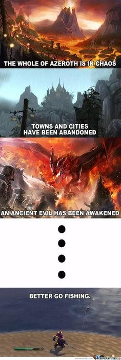 The Gist Of Wow Cataclysm