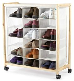 Living in a shoebox | 14 great ways to store your shoes